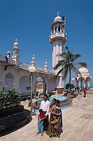 Haji Ali's Tomb, Bombay (Mumbai), Maharashtra, Indien
