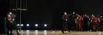 WELCOME TO THE VOICE - Steve Nieve..Théâtre du Chatelet - Paris..15 november 2008....Dionysos - Sting..The police captain - Elvis Costello....Credit : Laurent PAILLIER / ArenaPAL