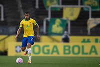 9th October 2020; Arena Corinthians, Sao Paulo, Sao Paulo, Brazil; FIFA World Cup Football Qatar 2022 qualifiers; Brazil versus Bolivia; Danilo of Brazil