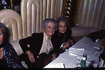 RITA E PAOLA LEVI MONTALCINI      ROMA 1989