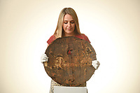 Rare Tudor shield that has direct links to King Henry VIII and his men has emerged for sale