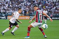 São Paulo (SP), 08/12/2019 - Corinthians-Fluminense - Fagner do Corinthians. Partida entre Corinthians x Fluminense pela 38ª rodada do Campeonato Brasileiro, na Arena Corinthians, em São Paulo (SP), domingo (08).