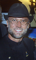Miami Beach, FL 11-3-2001<br /> Maurice Gibb (BeeGees)<br /> at the Moonlight Rhapsody VII Fundraiser <br /> to benefit I Care, at the Bath Club.<br /> Photo by Adam Scull/PHOTOlink
