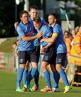 2nd July 2015: UCD v F91 Dudelange UEFA Europa League First Qualifying Round First Leg