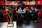 Trophy & Final Table