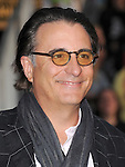 Andy Garcia at Walt Disney Pictures Premiere of Pirates of the Caribbean : On Stranger Tides held at Disneyland in Anaheim, California on May 07,2011                                                                               © 2010 Hollywood Press Agency