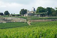 chateau ausone saint emilion bordeaux france