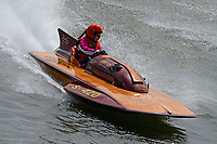 """S-420 """"Little Fission"""", (built in 1976 from Clark Craft plans,145 class hydroplane)"""