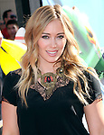 Hilary Duff at Disney's World Premiere of Planes held at the El Capitan Theatre in Hollywood, California on August 05,2013                                                                   Copyright 2013 Hollywood Press Agency