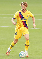 FC Barcelona's Ivan Rakitic during La Liga match. July 11,2020. (ALTERPHOTOS/Acero)<br /> 11/07/2020<br /> Liga Spagna 2019/2020 <br /> Valladolid - Barcelona <br /> Foto Alterphotos / Insidefoto <br /> ITALY ONLY