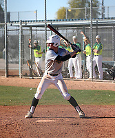 Hunter Teplanszky takes part in the 2020 Under Armour Pre-Season All-America Tournament at the Chicago Cubs training complex and Red Mountain baseball complex on January 18-19, 2020 in Mesa, Arizona (Bill Mitchell)