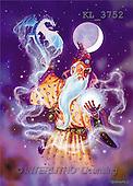 Interlitho, Lorenzo, FANTASY, paintings, magician, KL, KL3752,#fantasy# illustrations, pinturas