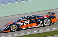 #24  Perspective Racing Mosler MT900R.  class: GTS