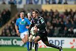 Heineken Cup - Ospreys v Treviso - Liberty Stadium - Swansea - UK - 12th October 2012 :                .Ospreys Eli Walker.