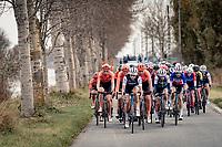 Team Trek-Segafredo controlling<br /> <br /> AG Driedaagse Brugge-De Panne 2020 (1.WWT)<br /> 1 day race from Brugge to De Panne (156km) <br /> <br /> ©kramon