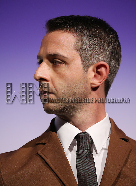 Jeremy Strong attends the Tiff Presentation for 'The Judge' at Roy Thomson Hall on September 4, 2014 in Toronto, Canada.