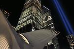 New York Commemorates 15th Anniversary Of 9/11 Attacks.New York Commemorates 15th Anniversary Of 9/1