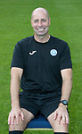 St Johnstone FC Season 2017-18 Photocall<br />Paul Mathers Goalkeeping Coach<br />Picture by Graeme Hart.<br />Copyright Perthshire Picture Agency<br />Tel: 01738 623350  Mobile: 07990 594431