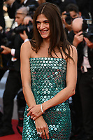 """CANNES, FRANCE. July 6, 2021: Elisa Sednaoui at the premiere of """"Annette"""" at the gala opening of the 74th Festival de Cannes.<br /> Picture: Paul Smith / Featureflash"""