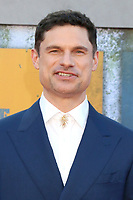 LOS ANGELES - AUG 2:  Flula Borg at the The Suicide Squad Premiere at the Village Theater on August 2, 2021 in Westwood, CA