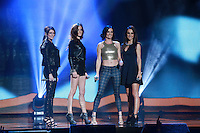 20/11/13 Bewitched at the Childline concert at the O2 in Dublin. Picture:Arthur Carron/Collins