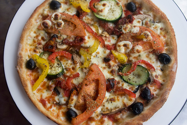 Pizza, Gourmet Pizza Restaurant, London, England
