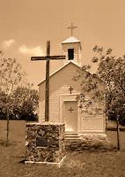 St. Mary's Catholic Church, Blanco County, Texas