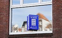 Nederland  Amsterdam   2021.   Kantoorruimte te Huur in het centrum van Amsterdam.  Foto Berlinda van Dam / HH / ANP.