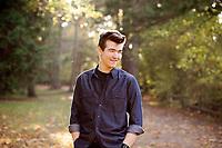 Joseph, High School Senior Portrait
