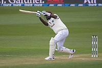 Windies captain Jason Holder bats during day three of the second International Test Cricket match between the New Zealand Black Caps and West Indies at the Basin Reserve in Wellington, New Zealand on Sunday, 13 December 2020. Photo: Dave Lintott / lintottphoto.co.nz