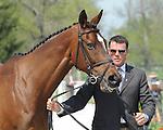 Rolex Kentucky Three-Day Event. Lexington, KY. Copyright Sarah K. Andrew/Eclipse Sportswire.