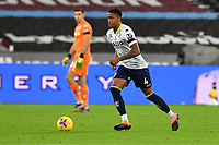 Ezri Konsa of Aston Villa during West Ham United vs Aston Villa, Premier League Football at The London Stadium on 30th November 2020