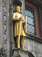 Golden Knight - Brugge, Belgium