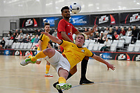 20201031 Men's Futsal SuperLeague - Canterbury United Futsal Dragons v Capital Futsal