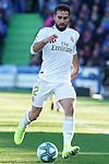 Real Madrid's Dani Carvajal during La Liga match. January 4,2020. (ALTERPHOTOS/Acero)