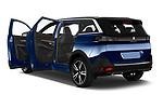 Car images of 2021 Peugeot 5008 GT 5 Door SUV Doors