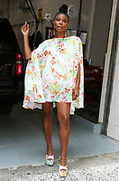 NEW YORK, NY-  SEPTEMBER 13: Gabrielle Union seen at Live With Kelly & Ryan in New York City on September 13, 2021. Credit: RW/MediaPunch