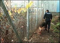 le guardie di confine svizzere in Canton Ticino, controllo immigrazione clandestina