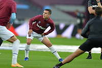 Josh Cullen of West Ham United during West Ham United vs Charlton Athletic, Caraboa Cup Football at The London Stadium on 15th September 2020