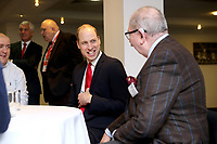 Photo Must Be Credited ©Alpha Press 073074 22/02/2020<br /> Prince William Duke of Cambridge during the Six Nations match between Wales and France at the Principality Stadium in Cardiff, Wales.<br /> <br /> *** No UK Rights Until 28 Days from Picture Shot Date ***/AdMedia