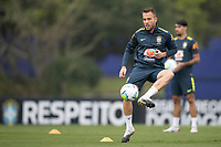 11th November 2020; Granja Comary, Teresopolis, Rio de Janeiro, Brazil; Qatar 2022 qualifiers; Arthur of Brazil during training session in Granja Comary