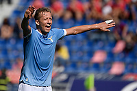 Lucas Leiva of SS Lazio reacts during the Serie A football match between Bologna FC and SS Lazio at Renato Dall'Ara stadium in Bologna (Italy), October 3rd, 2021. Photo Andrea Staccioli / Insidefoto