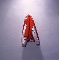 Athletic team jacket