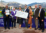November 2, 2019: Best Turned Out horse, Maker's Mark Breeders' Cup Filly & Mare Turf on Breeders' Cup World Championship Saturday at Santa Anita Park on November 2, 2019: in Arcadia, California. Bill Denver/Eclipse Sportswire/CSM