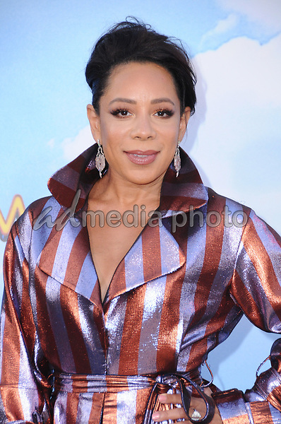 """28 June 2017 - Hollywood, California - Selenis Levya. """"Spider-Man: Homecoming"""" Los Angeles Premiere held at the TCL Chinese Theatre in Hollywood. Photo Credit: Birdie Thompson/AdMedia"""