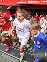 FC Twente - Standard Femina : Davina Philtjens<br /> foto DAVID CATRY / Nikonpro.be