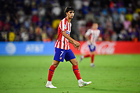 Orlando, FL - Wednesday July 31, 2019:  João Félix #7 during an Major League Soccer (MLS) All-Star match between the MLS All-Stars and Atletico Madrid at Exploria Stadium.