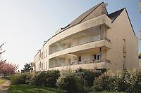 Architectes Le Trionnaire-Tassot - 1998<br /> Aiguillon construction