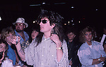 Tommy Lee of Motley Crue at The NAMM Convention in California 1986.