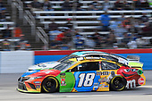 #18: Kyle Busch, Joe Gibbs Racing, Toyota Camry M&M's, #3: Austin Dillon, Richard Childress Racing, Chevrolet Camaro RigUp